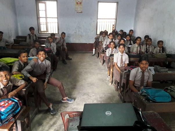 Help Young Helping hand In Educating Poor Children