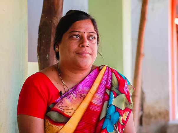 Watch the inspiring story of Devi Gupta, a survivor of domestic abuse