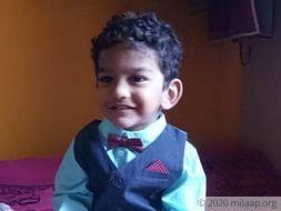 Help Shriyansh to undergo his treatment