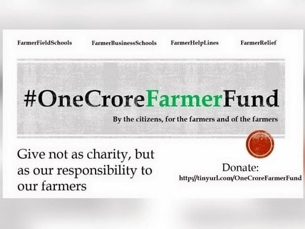 One crore fund for farmers