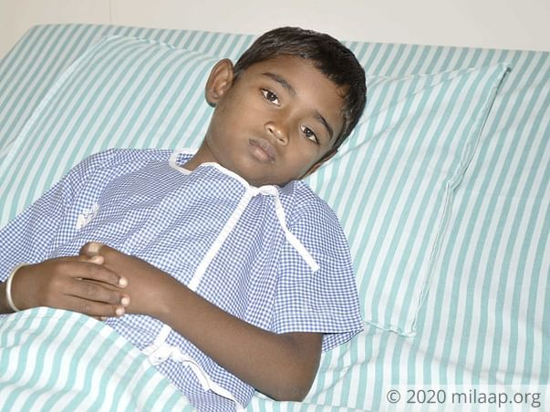 Help Chetan to undergo Bone Marrow Transplant
