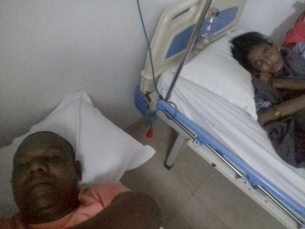 Help My Wife Undergo Liver Transplant