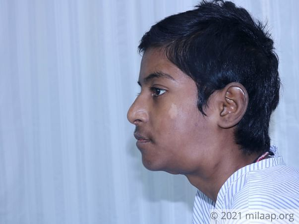 Nagendra needs your help to undergo his treatment