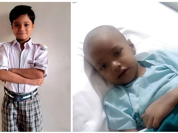 Help 6-year-Old Baabu Get Bone Marrow Transplant