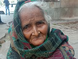 Support for Homeless Old Mothers