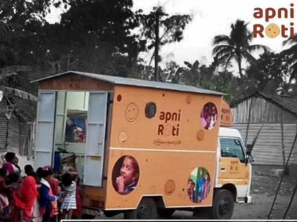 Apni Roti- Fight Against Hunger