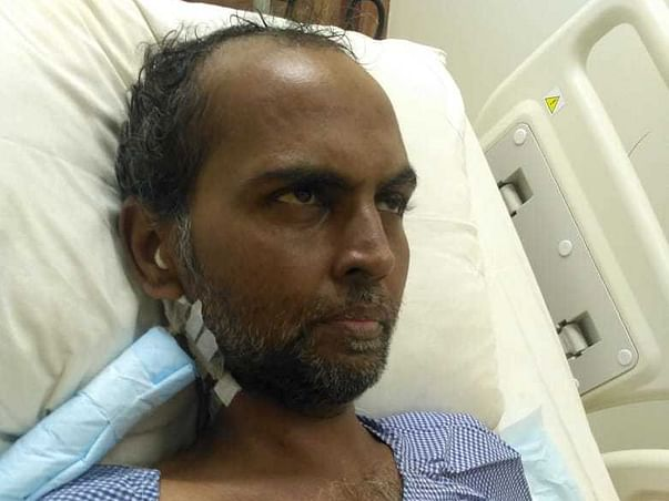 Help My Husband Jagdish Fight Blood Cancer