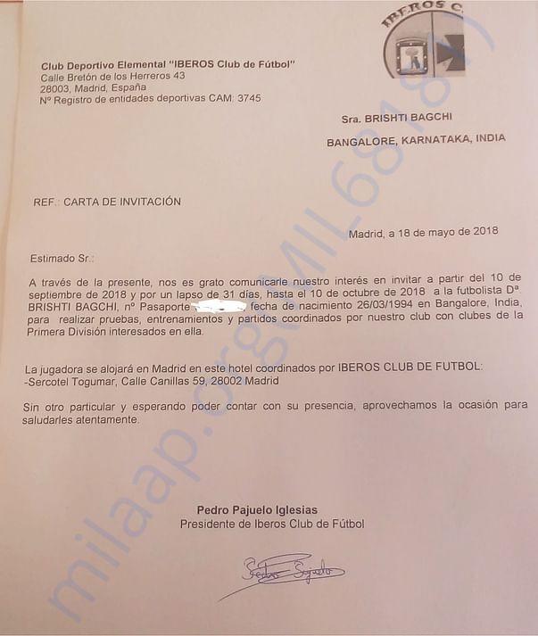 2018 Madrid Cff Invitation letter