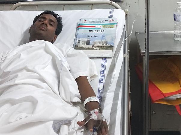 Help Sanoj Kumar suffered from Gall Bladder Cancer