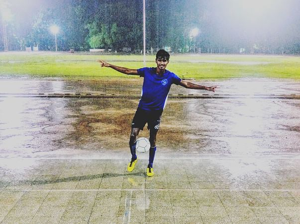 Help Prashanth Reach AD Alcorcon International Football Club, Spain