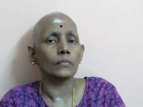 Help Sarala Fight Cancer
