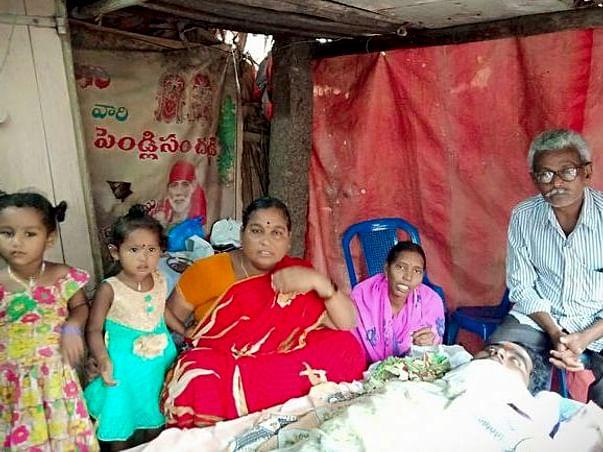 Give Life To Children's Lasya Sri and Pranitha