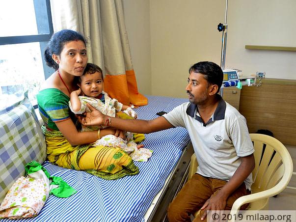Adiraj needs your help to undergo Bone Marrow Transplant