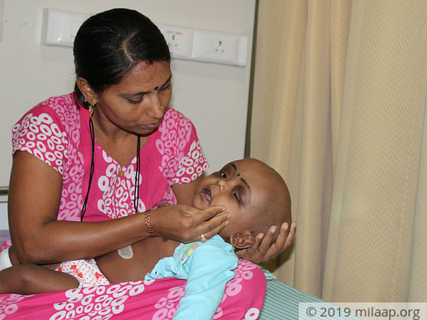 Shravya needs your help to undergo her treatment