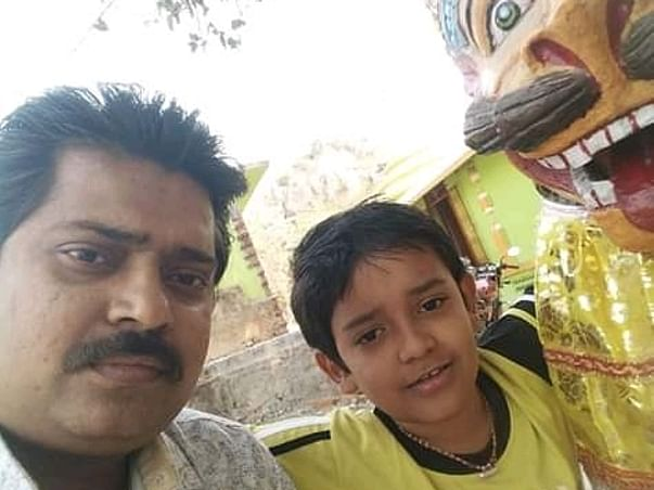Help Samir's 9 Year Son and His Wife