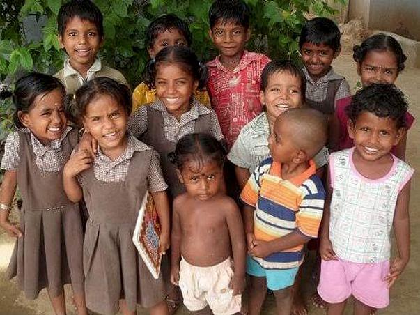 Help Educate Underprivileged Children