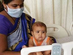 Help Baby Mallika Fight Blood Cancer