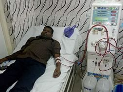 Help Subhasis Undergo Kidney Transplant