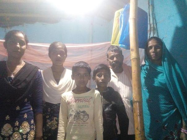 Help Ramchandra Get Treated for Swollen Feet,