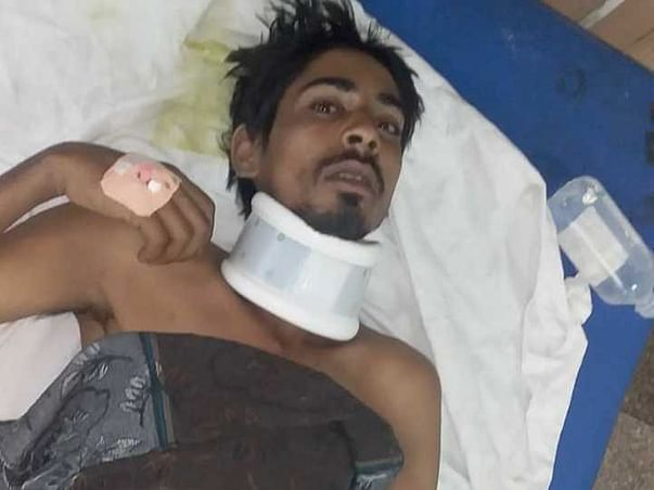 Help Jeevan To Fight Spinal Cord Injury