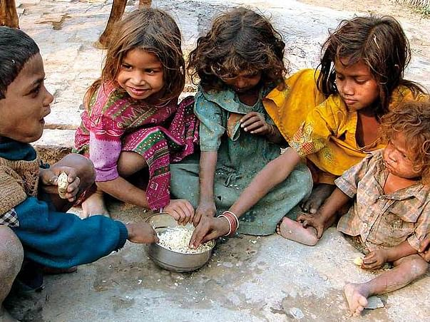 Give 25 Slum Kids a smile  Support a Kalam Center Give them a future