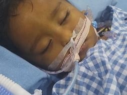 Help Baby John Recover From A Serious Liver Disease