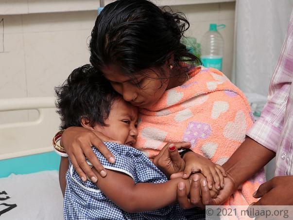 Eshan Mondal needs your help to undergo treatment