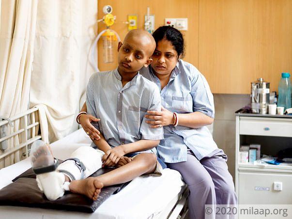 Help Jayjeet Patra to undergo his treatment