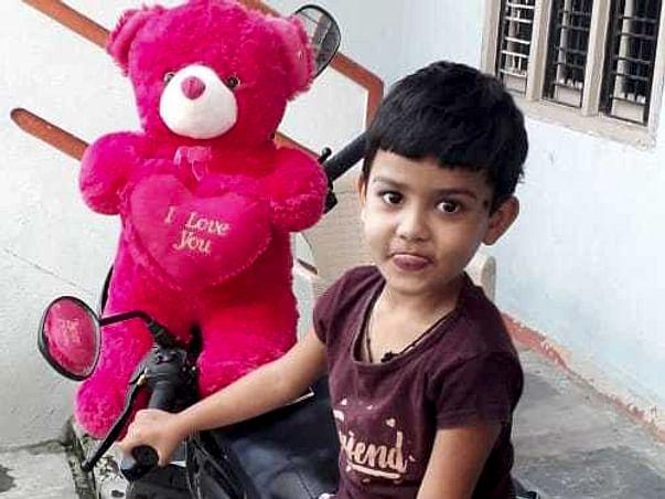 Help 4 Year Old Saariya Undergo Kidney Surgery