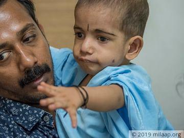 help-baby-sananth-ka