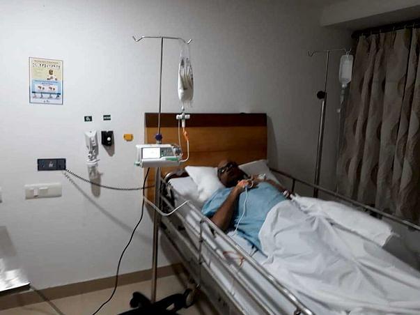 Help Anindya Biswas (DBPC02, NITDgp06 MET & IIMC PGPEX) fight Leukemia