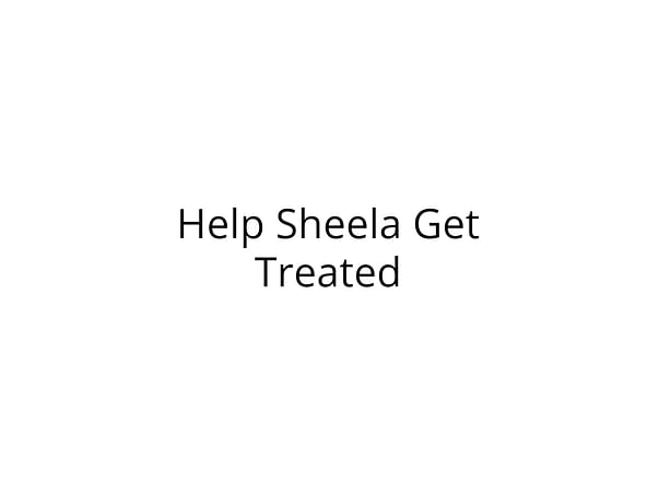 Help Sheela in her Battle with SLE