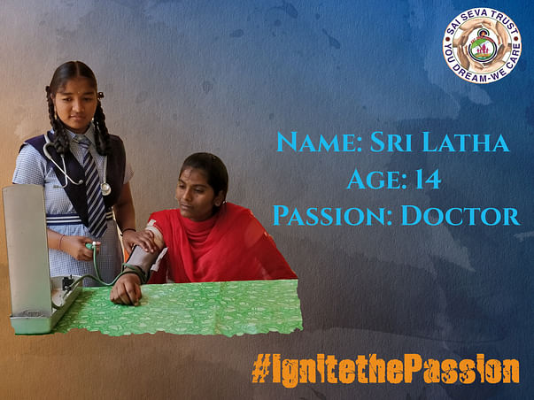Help Sai Seva Trust Ignite the Passion of Underprivileged Kids