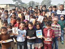 Let us Spread Smiles Among Slum Children