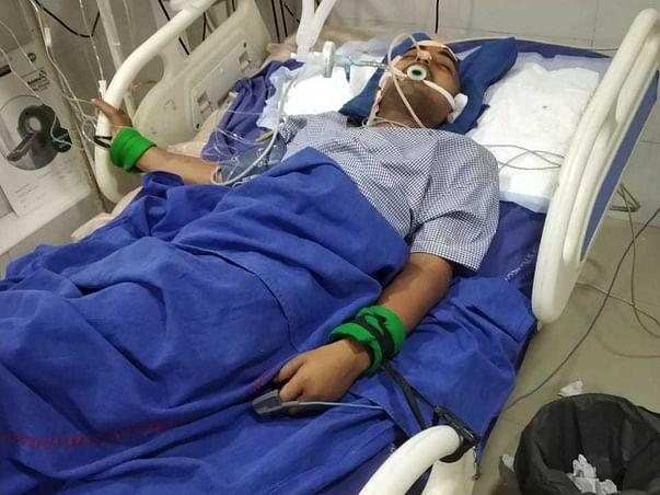 Help Raghavendra Recover From Accident