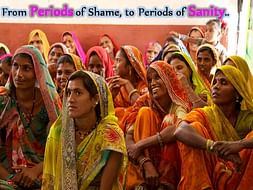 From Period Of Shame To Period Of Sanity