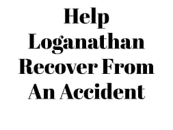 Help Loganathan Recover From An Accident