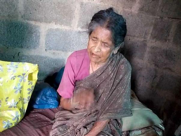 Help Gouramma Live A Better Life