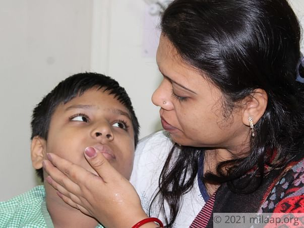 Help Sagar to undergo his treatment