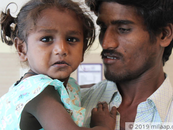 Ramesh needs your help to fight disease