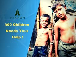 Support these Children to Educate
