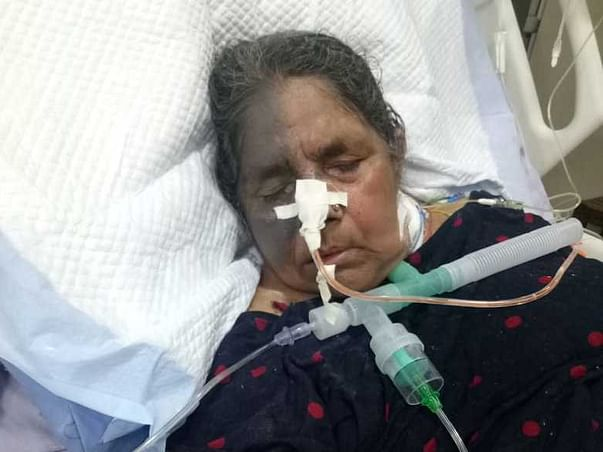 Help My Mother Fight Brain Hemorrhage And Acute Respiratory Failure