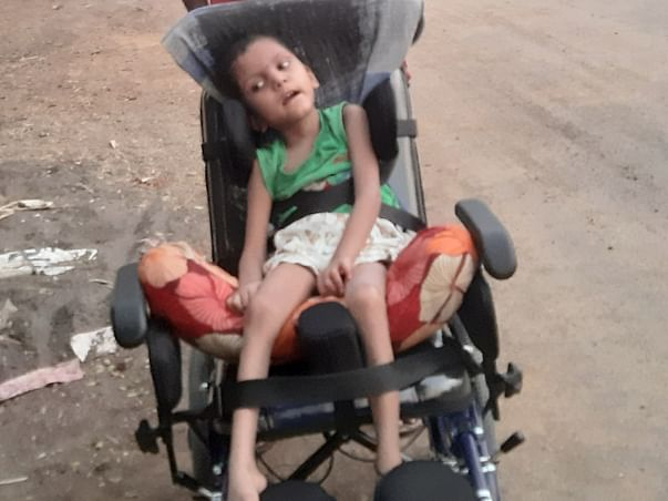 Help My Son Get Treated for Cerebral Palsy