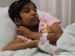 Raksha needs your help to undergo Liver transplant
