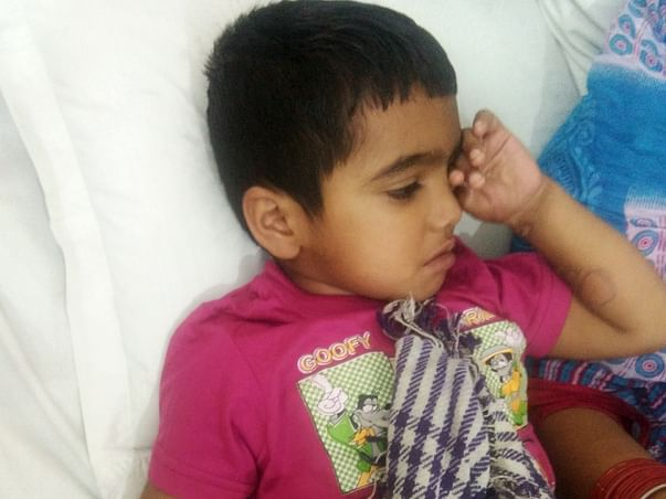 Help Navraj Fight Blood Cancer