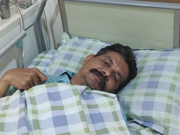 Help Dhanasekhar Fight  Cardiac Arrest