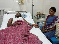 Help Aravind Recover from Bone Fracture