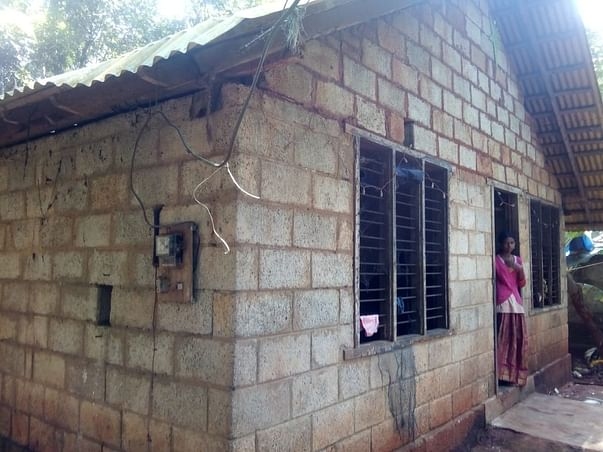 Help Sunitha Build a Home for her Family