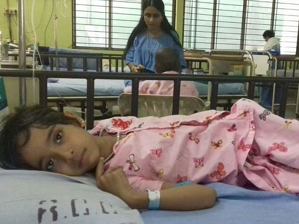 Help Anamika To Fight Cancer