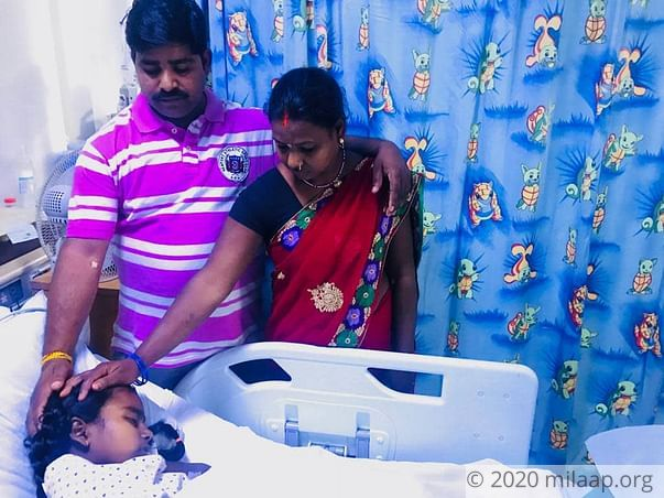 Neha Nishad needs your help urgently